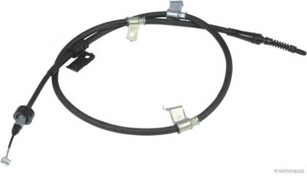 440601,SPIDAN 440601 Cable, parking brake for SPIDAN