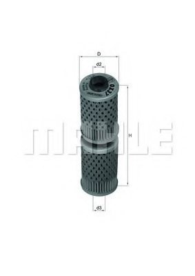 OX37D,KNECHT OX 37D Oil Filter for BMW MOTORCYCLES