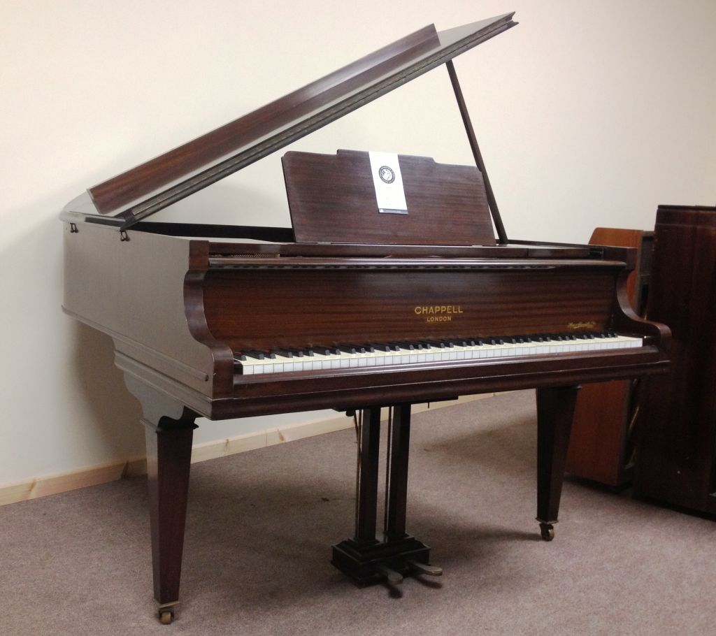 Chappell baby grand benny crawford son ltd for Size baby grand piano
