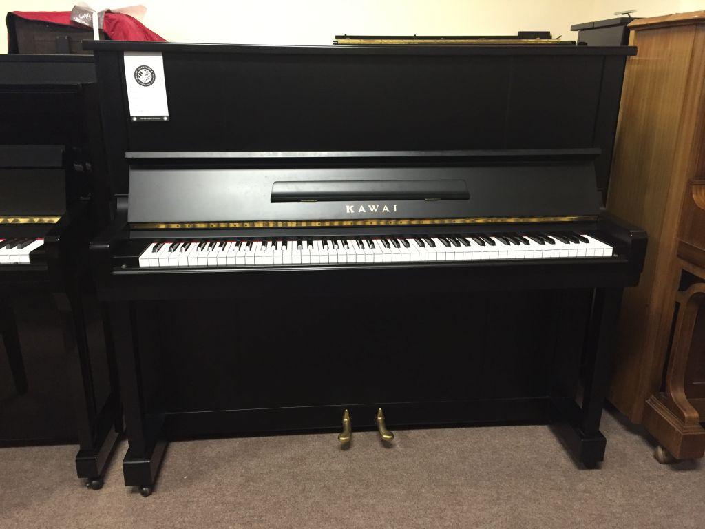 Kawai Matt Black Piano
