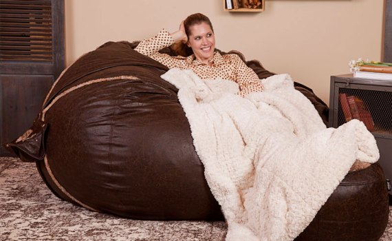 Love Sac Giant Bean Bag