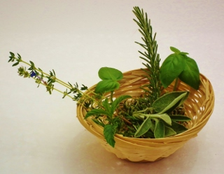 Ecologic and Natural Healing Herbs from the Mediterranean Climate