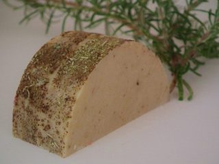 Home Made Soap from Scratch: Rosemary, Oat and Honey
