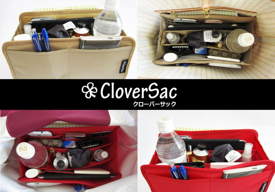 purse organizer review. Clover sac, cloversac review, tidy purse, neat, handbag