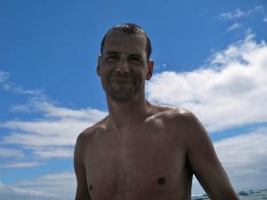 Johan at Poipu
