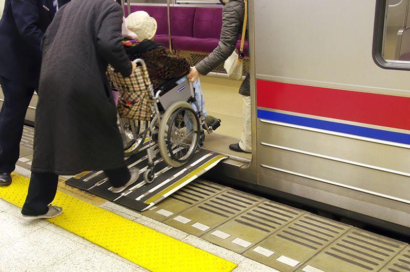 聊一下日本的无障碍设施