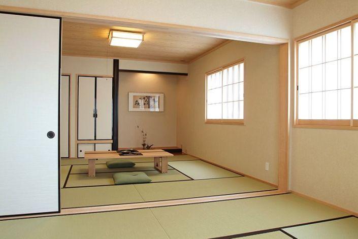 fusuma shiji tatami tokonoma