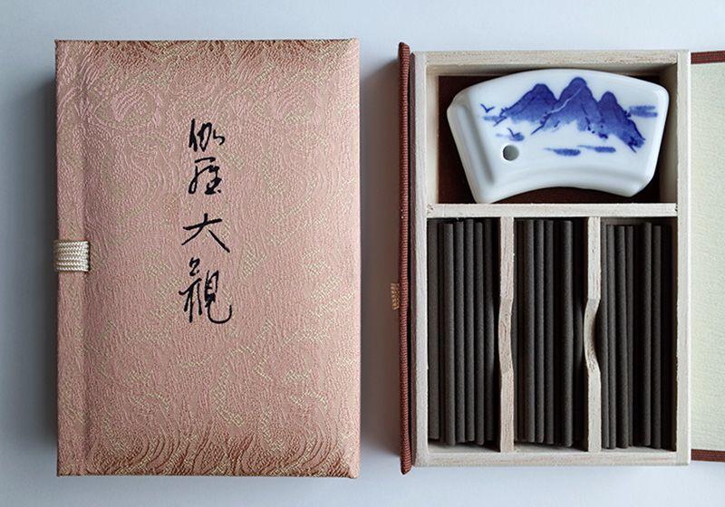 日本香堂:向外國人推廣「香文化」   Nippon.com