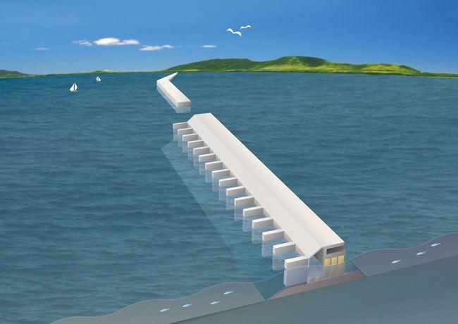 海洋能源的前景 | Nippon.com