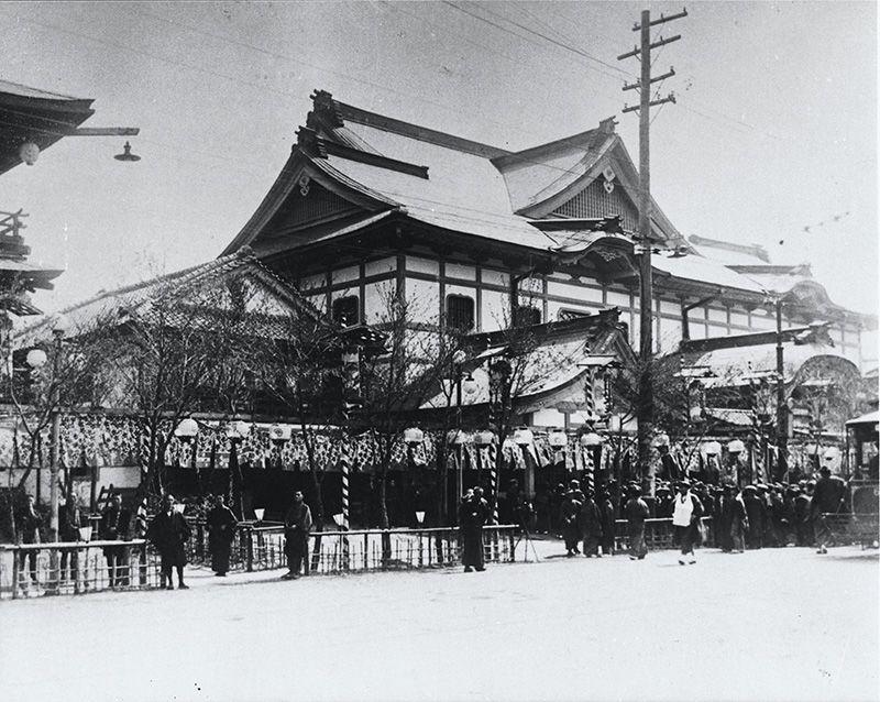 波瀾壯闊的歷史——江戶歌舞伎和戲院 | Nippon.com