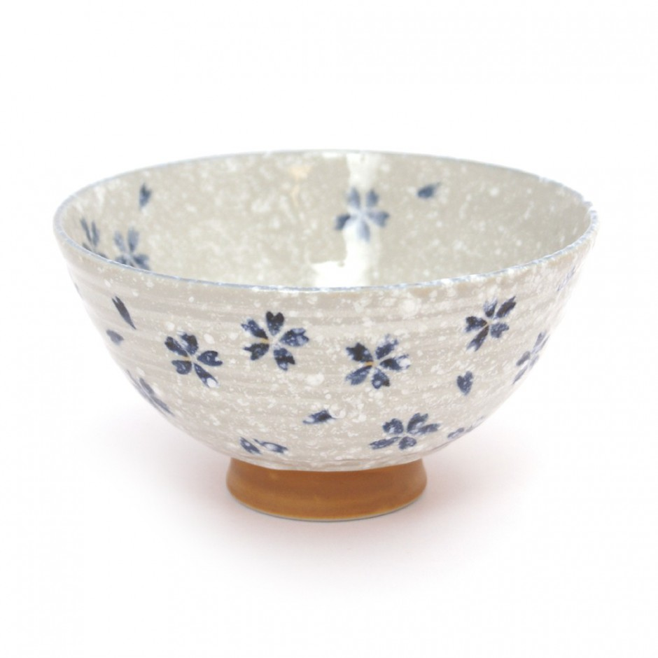 japanese ceramic rice bowl