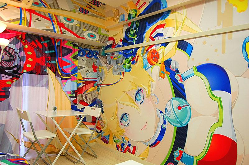 Fan de manga  Vous allez adorer dormir ici durant votre sjour au Japon