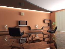 6 Luxurious Interior Wall Designs   Wall Painting Designs ...