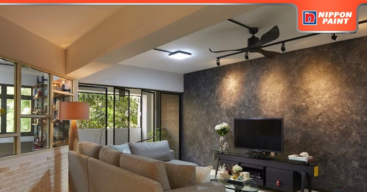 Wall Paint Ideas For Designer Homes Nippon Paint Singapore