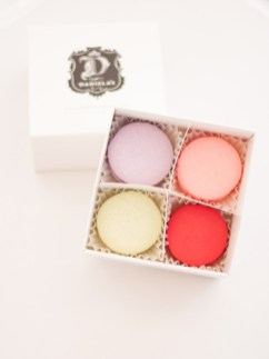 Macaron Guest Gifts by Daniela's