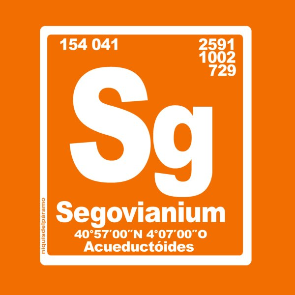 SEGOVIANIUM (Sg)