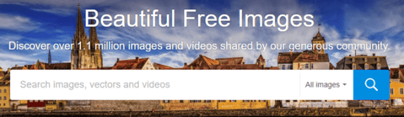 Top 5 site for free photo downloading