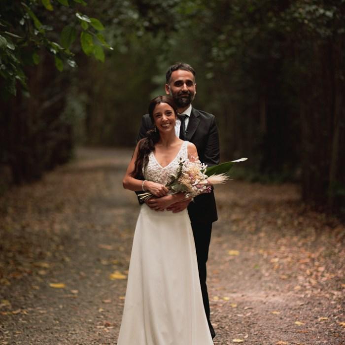 La boda de Paz + Ernesto en Espacio Pilar