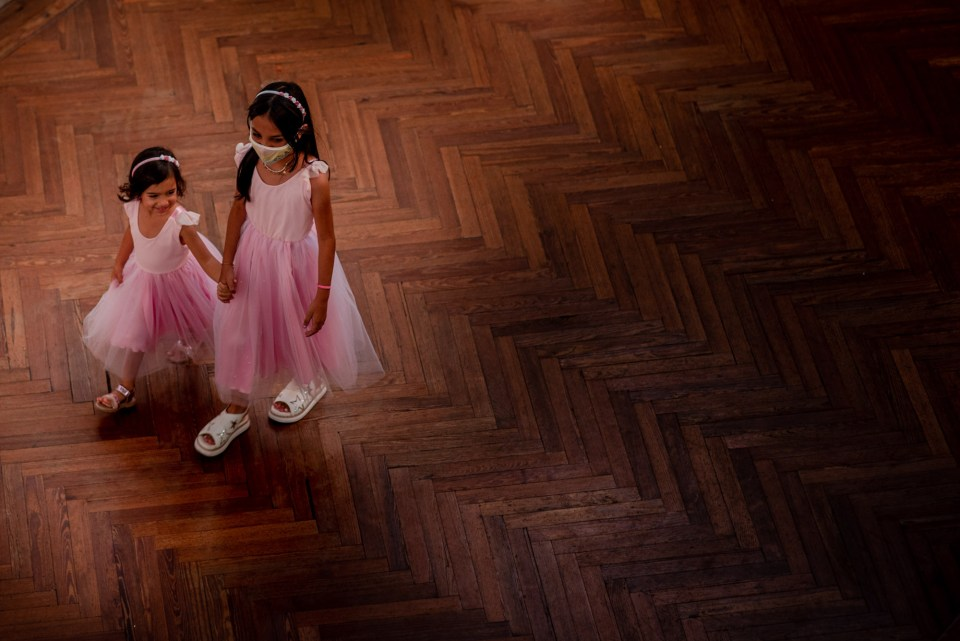 Nenas Damas de honor