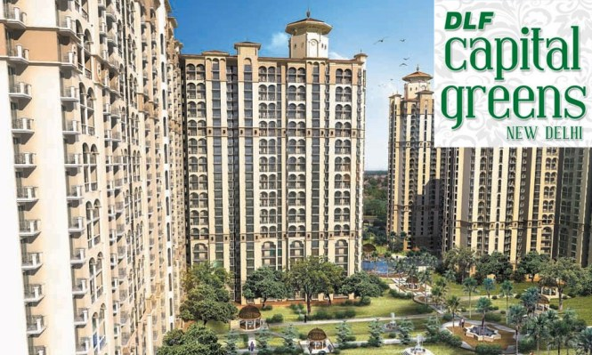 Dlf Capital Greens Moti Nagar