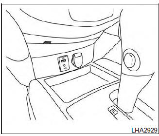 Nissan Rogue Owners Manual: iPod®* player operation with