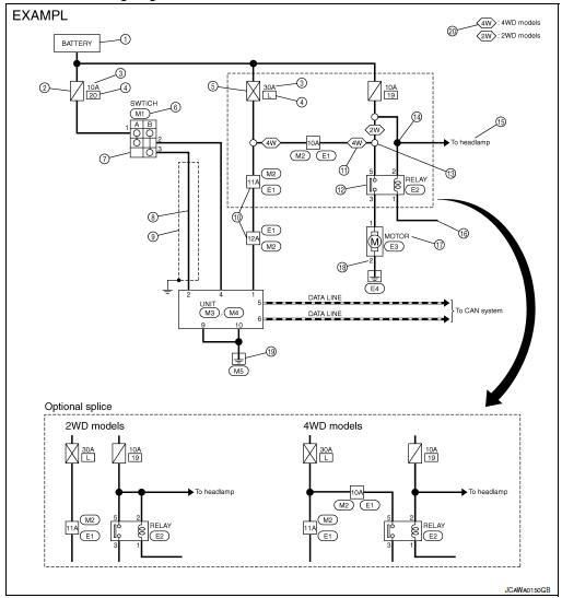 nissan rogue service manual sample/wiring diagram example