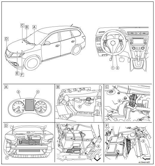2016 nissan rogue adaptive cruise control 2016 car info