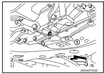 Nissan Rogue Service Manual: Chassis maintenance