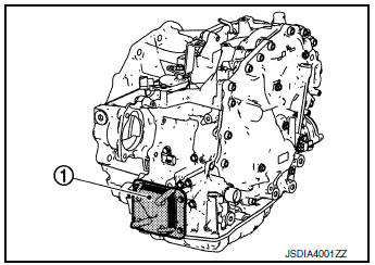 Nissan Rogue Cvt Transmission Diagram Nissan CVT