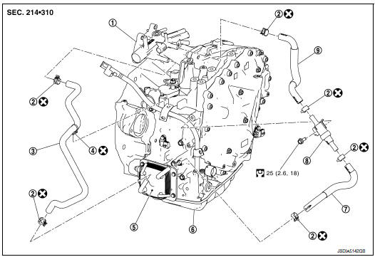 Service manual [Exploded View Of 2011 Nissan Versa Manual