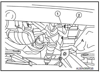 Nissan Rogue Service Manual: Valve timing control