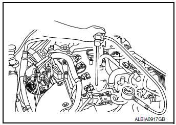 Nissan Rogue Service Manual: Compression pressure