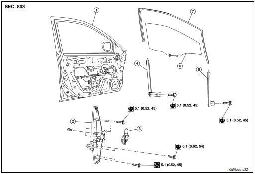 Nissan Rogue Doors & HoodFront Bumper Rear Bumper Deck Lid