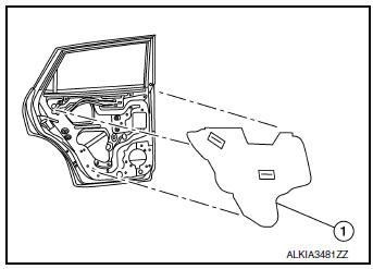 Nissan An Power Window Motor Nissan Murano Window Motor