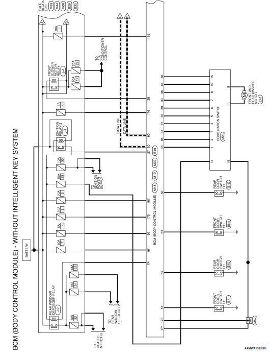 nissan patrol wiring diagram 1999 gmc sierra trailer all data