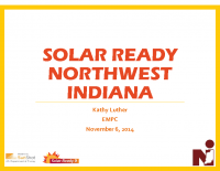 Solar Ready Northwest IN (Nov 2014)