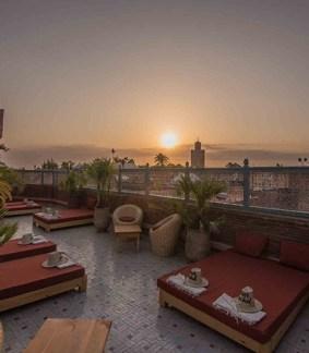 Séjour de charme à Marrakech