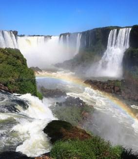 Rio et les Chutes d'Iguazu