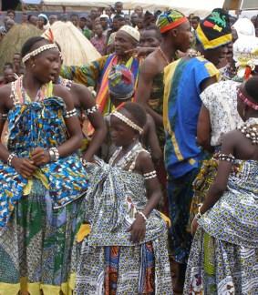 Culture vaudou et ethnies