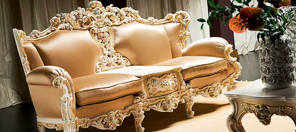 Sofa Ukir Super | Nirwana Furniture