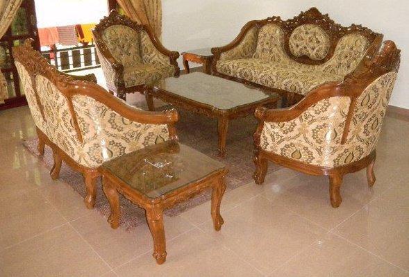 Kursi Set Tamu Ganesa | Nirwana Furniture
