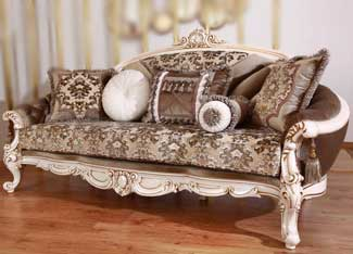 Sofa Baroque Model Kuncup | Nirwana Furniture