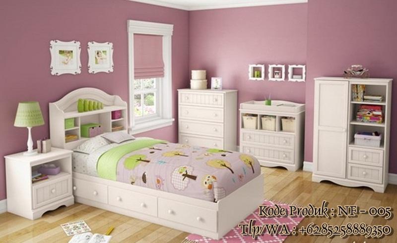 set-tempat-tidur-anak-cat-duco-harga-murah