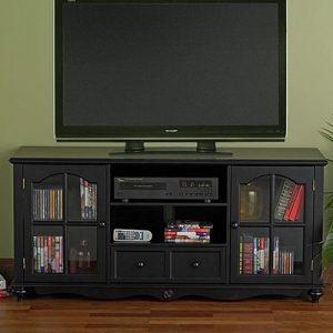 Bufet TV Kaca | Nirwana Furniture