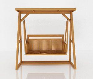 Kursi Ayunan Korea | Nirwana Furniture