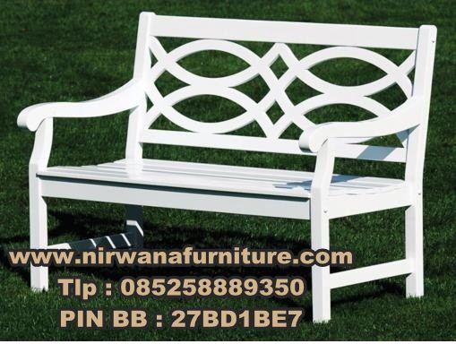 Desain Kursi Taman - Garden Chair