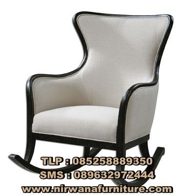 Desain Kursi Goyang Model Sofa - Jual Kursi Goyang
