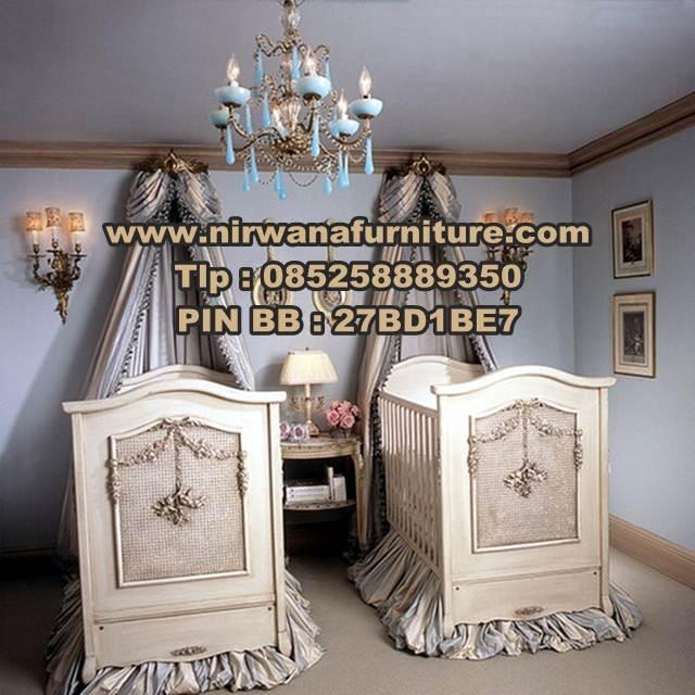Box Bayi Ukiran - Jual Furniture Kamar Bayi