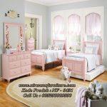 Tempat Tidur Yang Cocok Untuk Anak Kembar