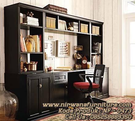 Home Office Meja Kerja Pribadi